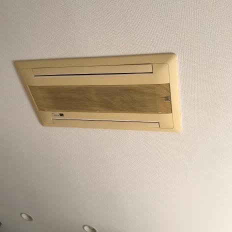 エアコン設置のイメージ